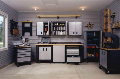 Creative Ideas for Your Garage Remodeling Project Picture