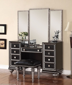 Hollywood Regency Designs for Your Vanity Room Picture