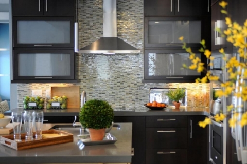 Modern Kitchen Decorating Ideas Picture