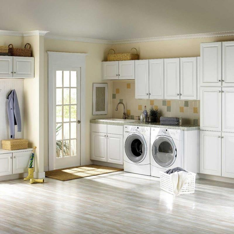 Practical Laundry Room Layout Ideas Picture