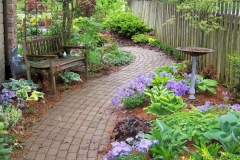 Rustic Garden Design Ideas Picture
