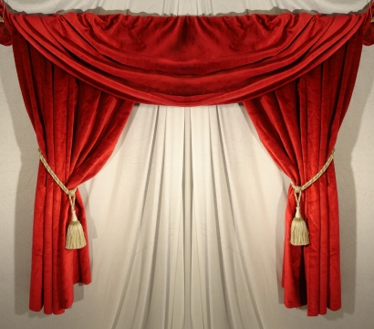 Stage drapes - a good investment for your home
