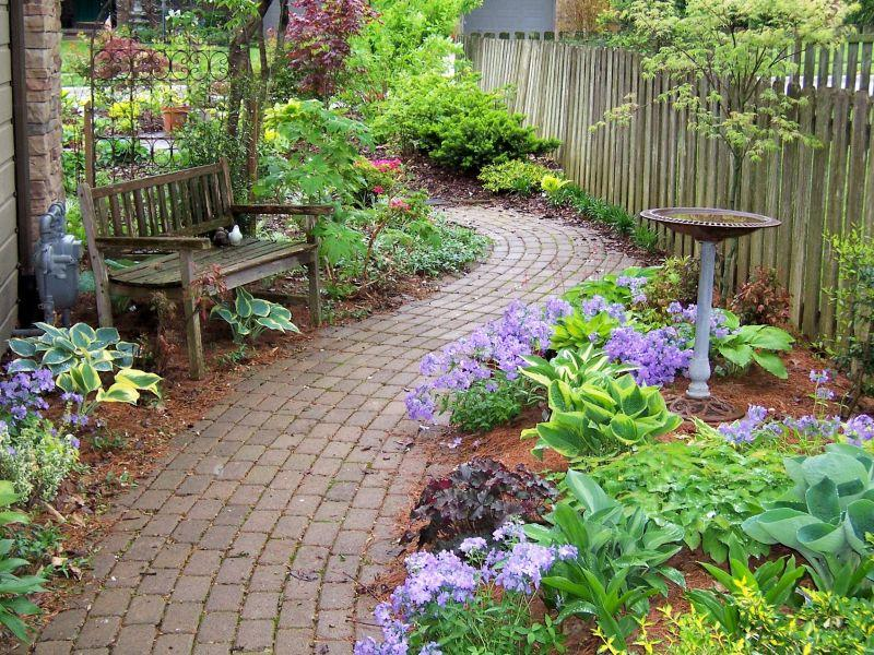 Rustic Garden Design Ideas