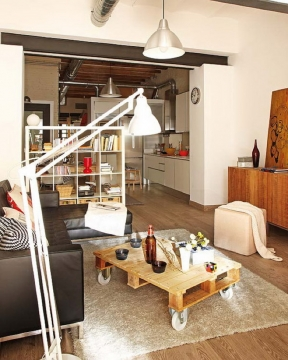 Small Apartment Decorating Ideas Picture