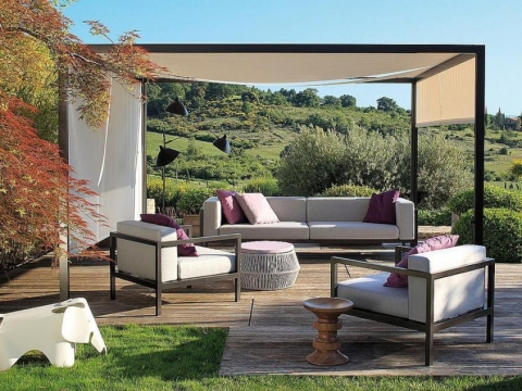 Get your outdoor lounge area summer-ready