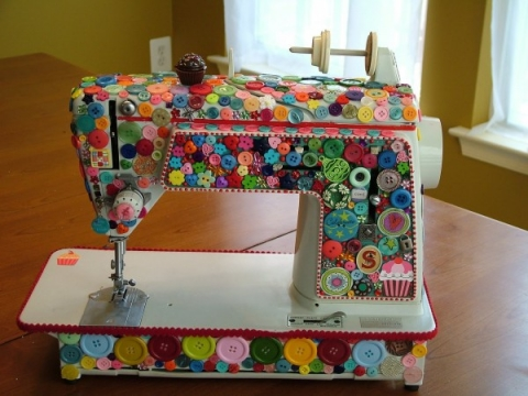 Reasons for buying a sewing machine