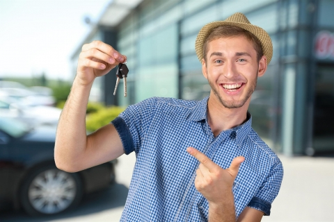 Teen Drivers - choose the right time and car