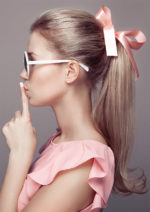 Stylish ways to wear ribbon in your hair